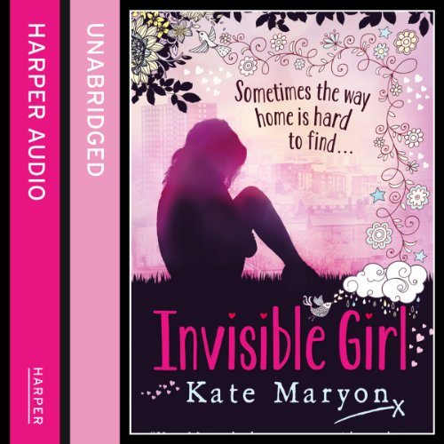 Invisible Girl audiobook cover art