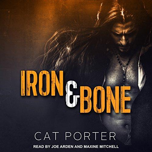 Iron & Bone audiobook cover art