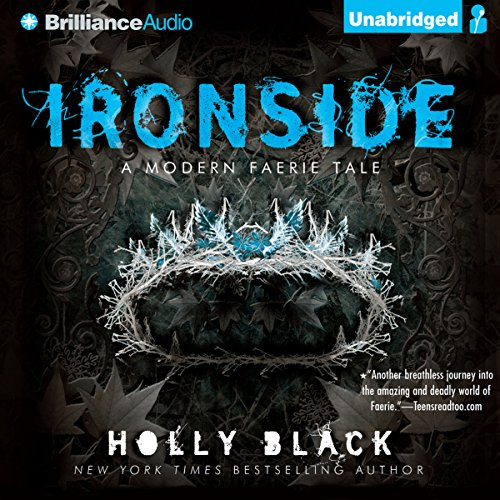 Ironside audiobook cover art