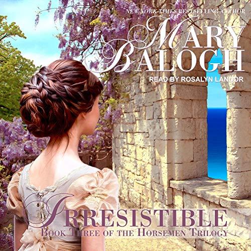 Irresistible audiobook cover art
