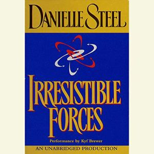 Irresistible Forces audiobook cover art