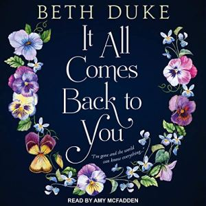 It All Comes Back to You audiobook cover art