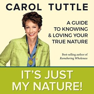It's Just My Nature! audiobook cover art