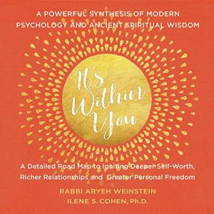 It's Within You audiobook cover art