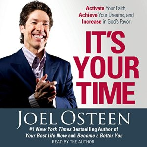 It's Your Time audiobook cover art