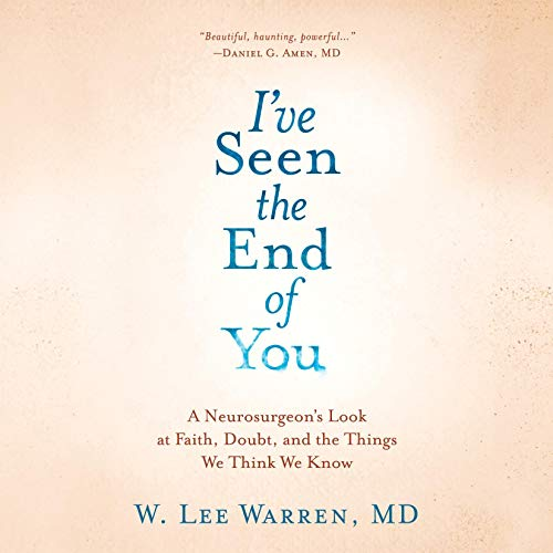 I've Seen the End of You audiobook cover art