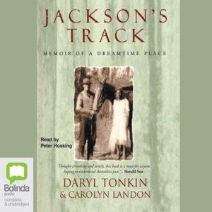Jackson's Track audiobook cover art