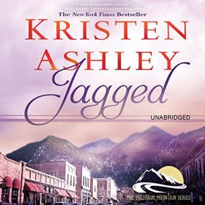 Jagged audiobook cover art