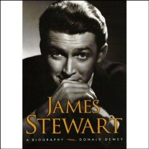 James Stewart audiobook cover art