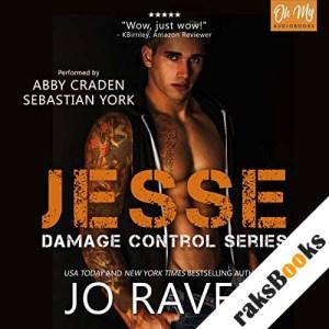 Jesse audiobook cover art