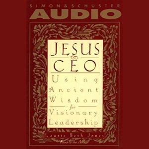 Jesus, CEO audiobook cover art