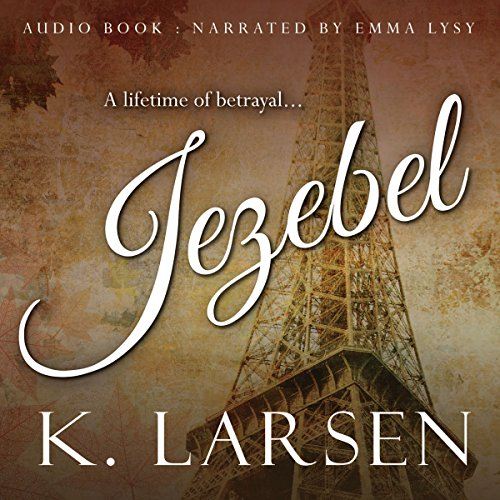 Jezebel audiobook cover art