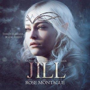 Jill audiobook cover art