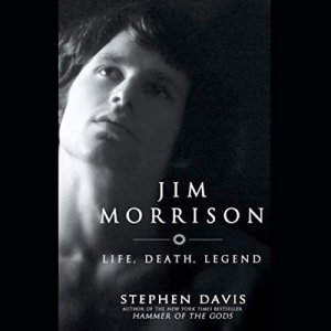 Jim Morrison audiobook cover art