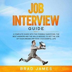 Job Interview Guide audiobook cover art