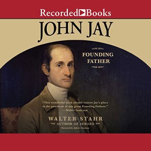 John Jay audiobook cover art