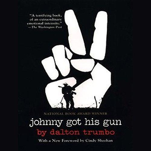 Johnny Got His Gun audiobook cover art