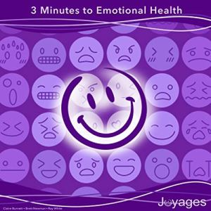 Joyages: 3 Minutes to Emotional Health audiobook cover art