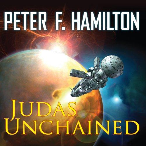 Judas Unchained audiobook cover art