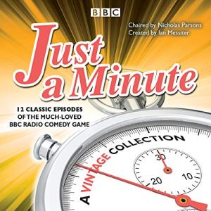 Just a Minute: A Vintage Collection audiobook cover art
