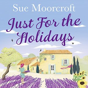 Just for the Holidays audiobook cover art