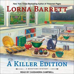 Killer Edition audiobook cover art