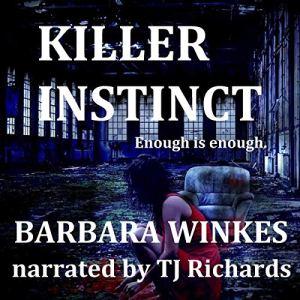 Killer Instinct audiobook cover art