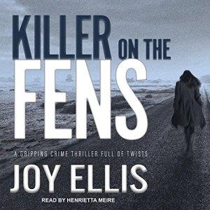 Killer on the Fens audiobook cover art