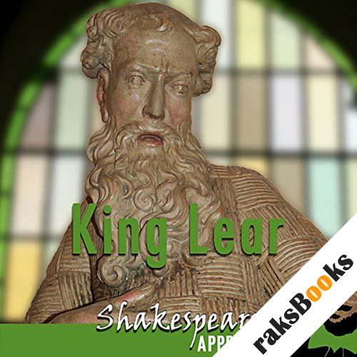 King Lear audiobook cover art