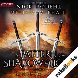 Kingdom Blades audiobook cover art