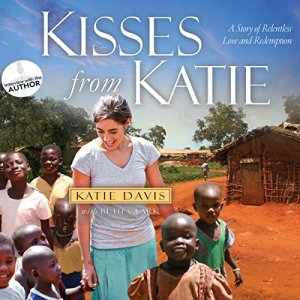 Kisses from Katie audiobook cover art