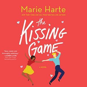 Kissing Game audiobook cover art