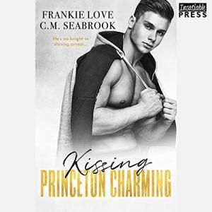 Kissing Princeton Charming audiobook cover art