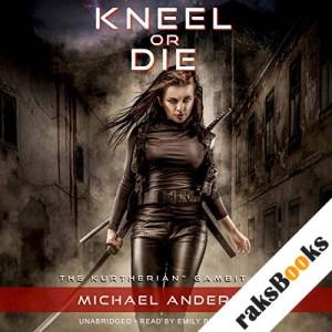 Kneel or Die audiobook cover art