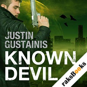 Known Devil audiobook cover art