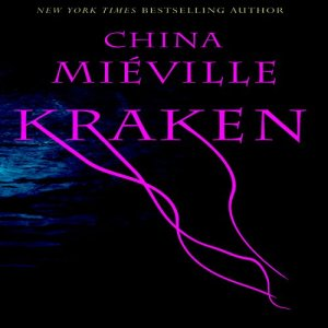 Kraken audiobook cover art