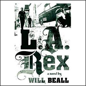L.A. Rex audiobook cover art