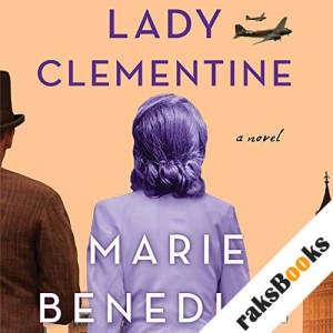 Lady Clementine audiobook cover art