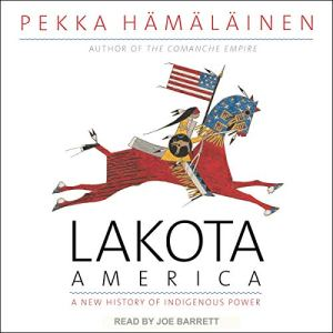 Lakota America audiobook cover art