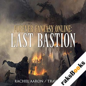 Last Bastion audiobook cover art