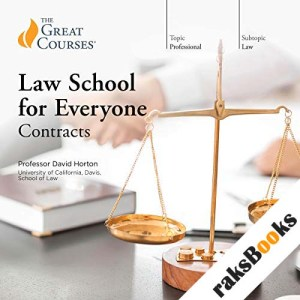 Law School for Everyone: Contracts audiobook cover art