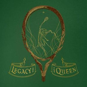 Legacy and the Queen audiobook cover art