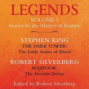 Legends audiobook cover art
