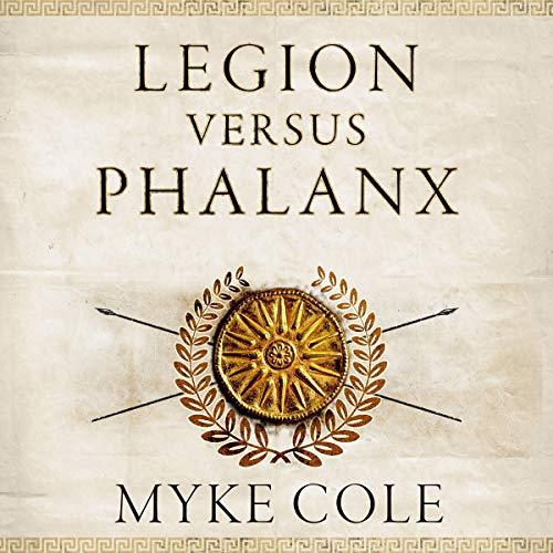 Legion versus Phalanx audiobook cover art