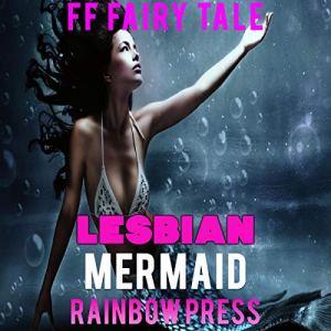 Lesbian Mermaid audiobook cover art