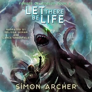 Let There Be Life audiobook cover art