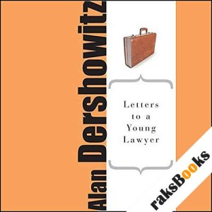 Letters to a Young Lawyer audiobook cover art