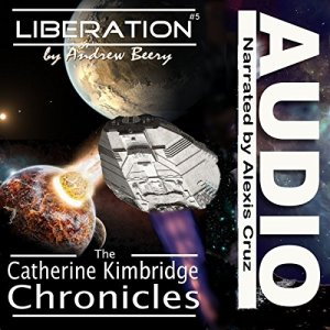 Liberation audiobook cover art