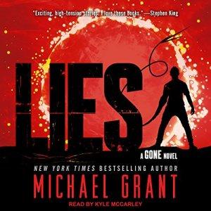 Lies audiobook cover art