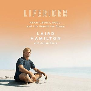Liferider audiobook cover art